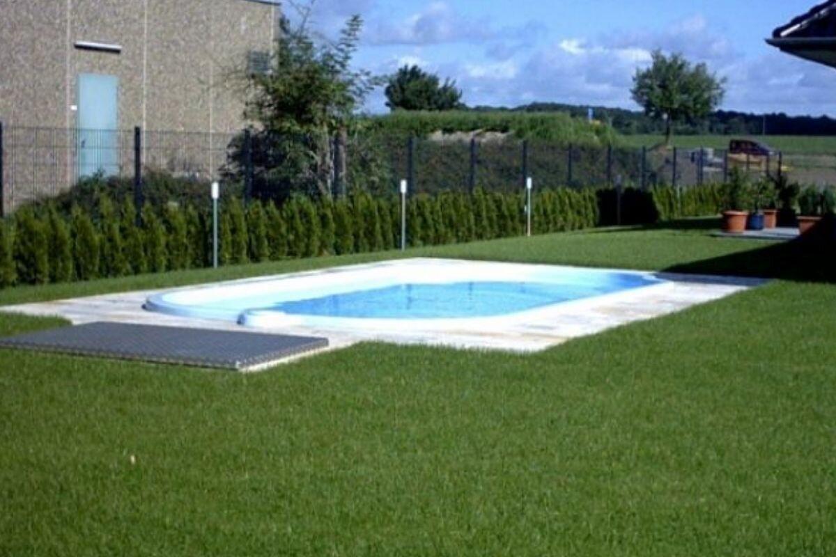 Kompozitné Bazény Dobrá Technologická Výbava A Tvarové